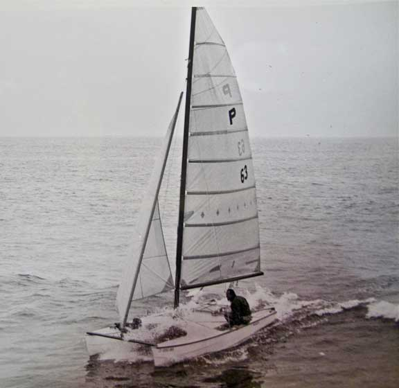 How To Beat A Speeding Ticket >> SetSail FPB » Blog Archive » Catamaran History – The Early ...