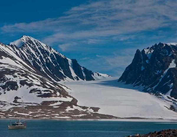 Magdelena Svalbard 438