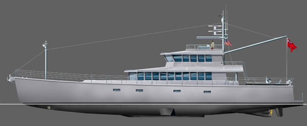 FPB 115 Outboard profile bottom rev