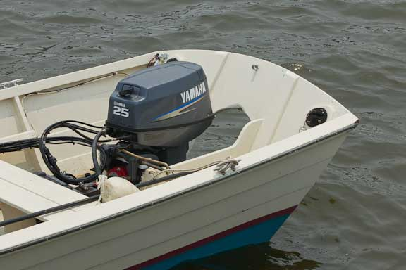 Setsail fpb blog archive inboard wells for outboards for Best outboard motor warranty