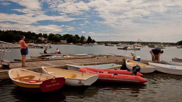 Round Pond Maine 117