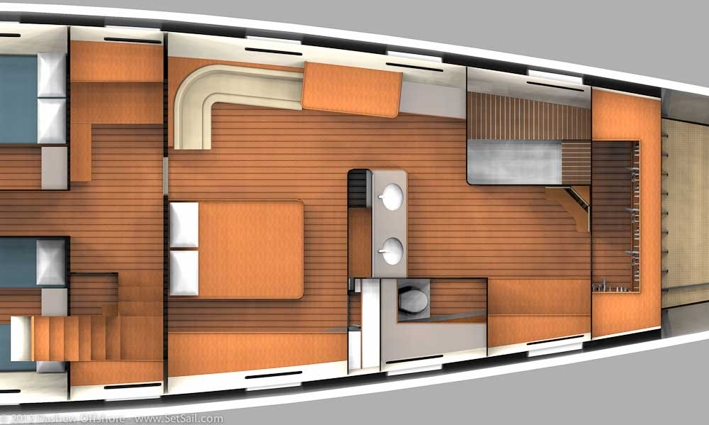 FPB 97 Owners Suite Plan