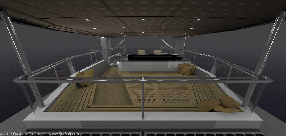 FPB 971 Matrix deck fwd lkg aft 3