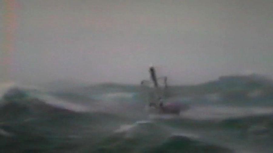 Gulf AK Capsize 19