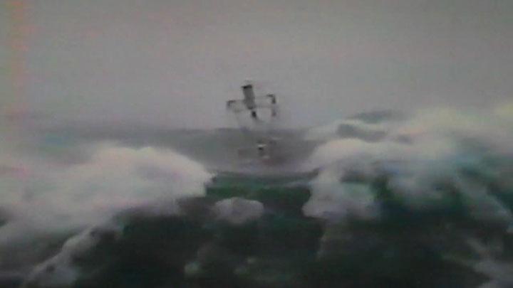 Gulf AK Capsize 20