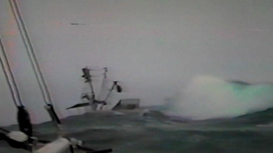 Gulf AK Capsize 33