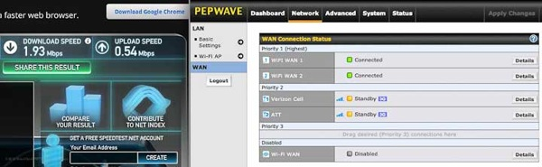 Pepwave 2119