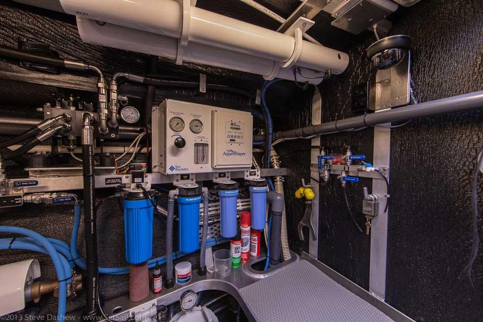 FPB 64 6 Gray Wolf Engine Room 109