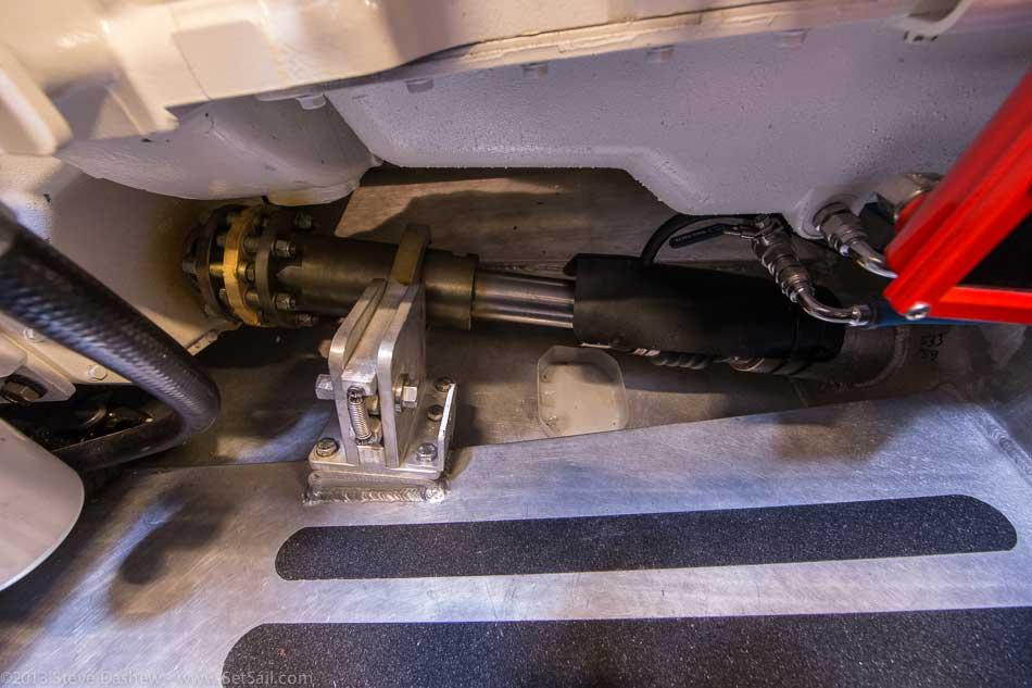 FPB 64 6 Gray Wolf Engine Room 124