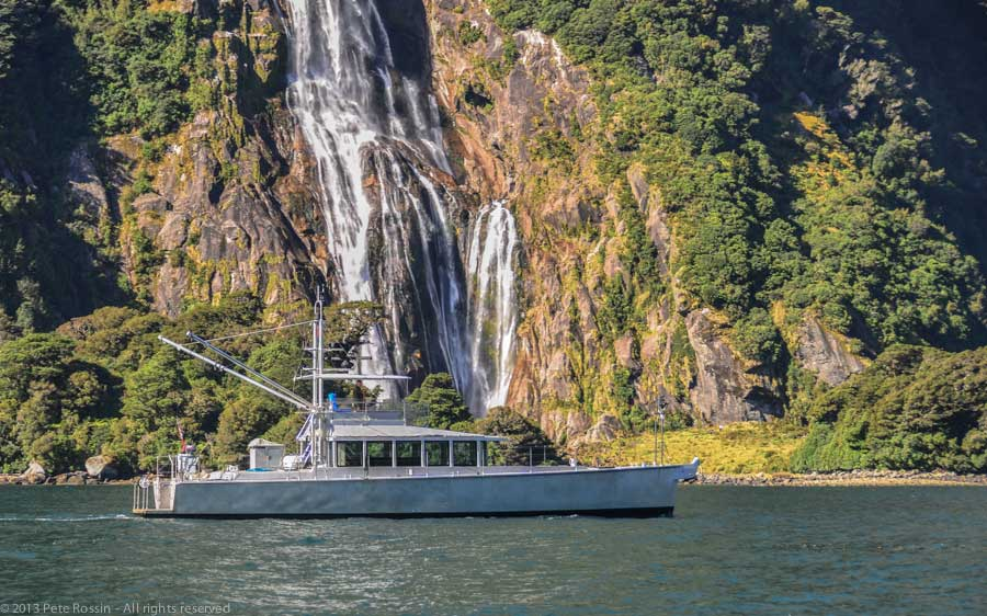 FPB 64 Iron Lady NZ Circumnav 17