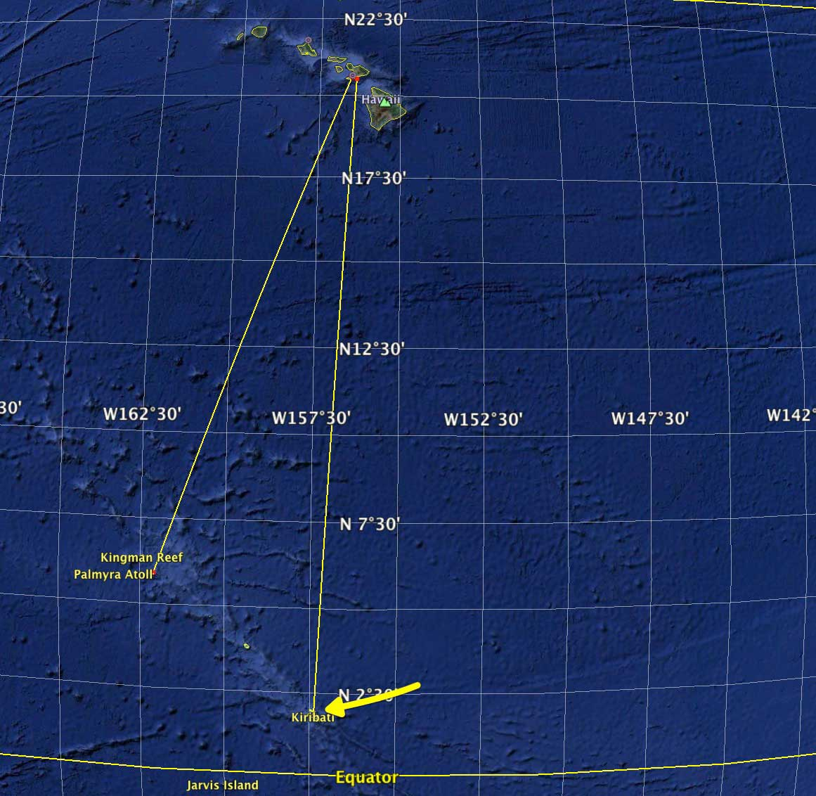 SetSail FPB » Blog Archive » Crossing The North Pacific Hurricane ...