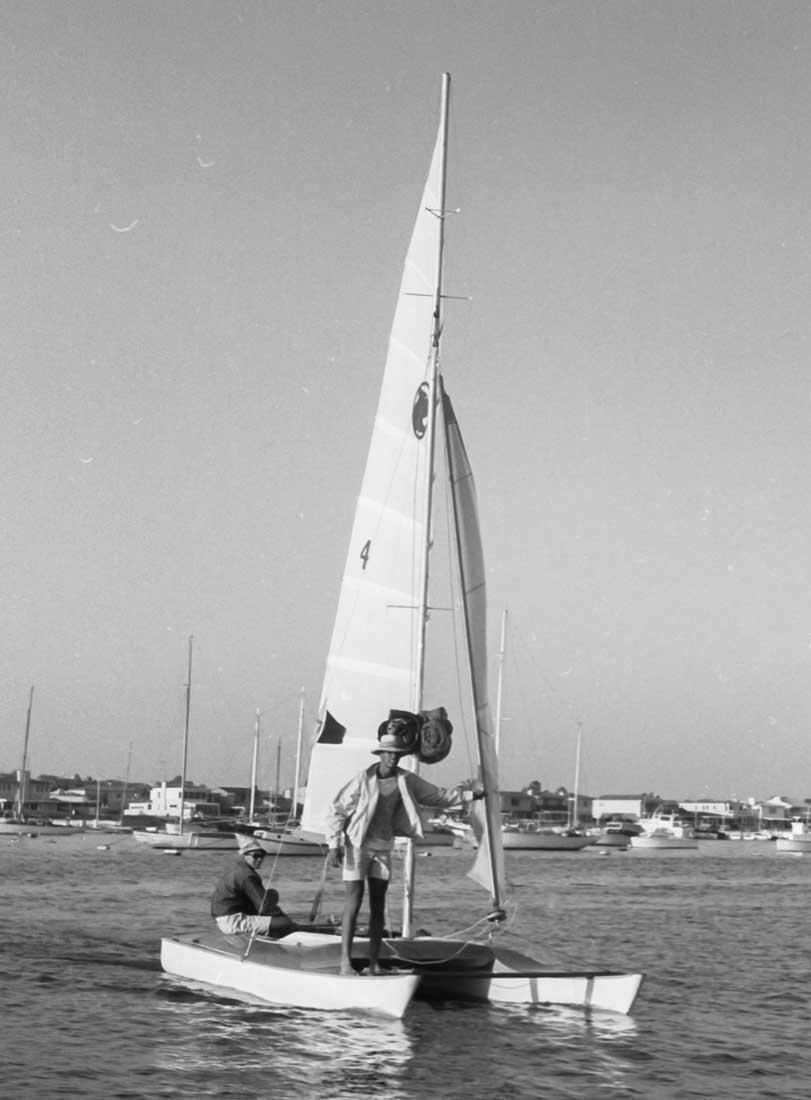 Catamaran History So Cal 58 71 14