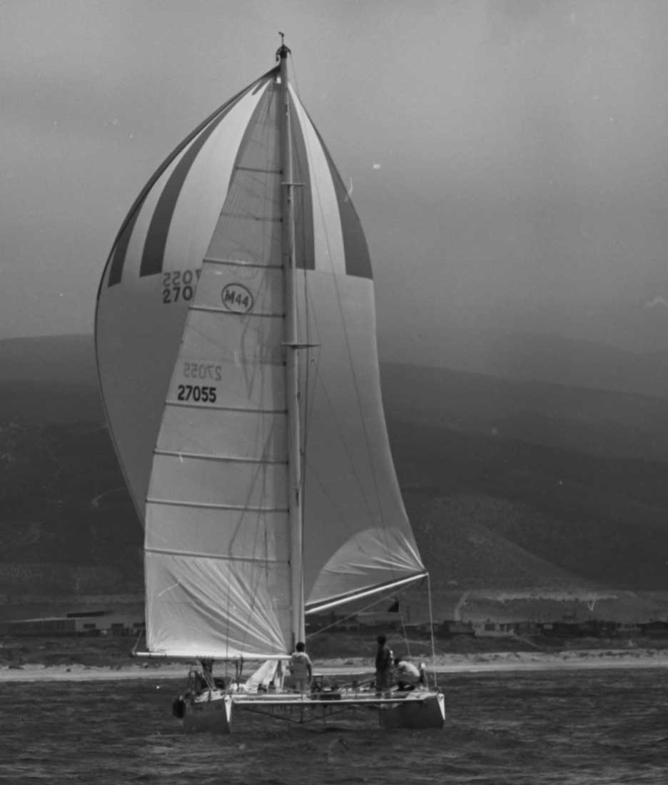 Catamaran History So Cal 58 71 22