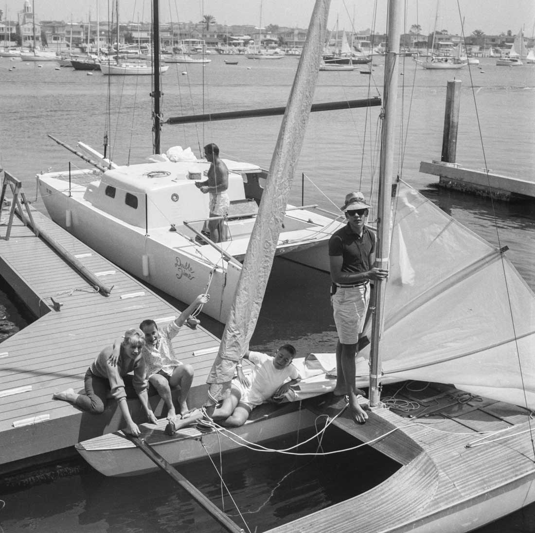 Catamaran History So Cal 58 71 3