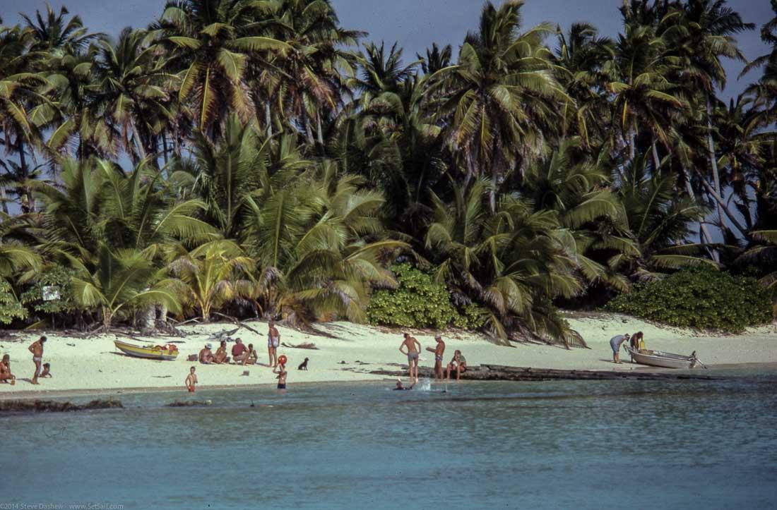 Cocos Keeling Beach100