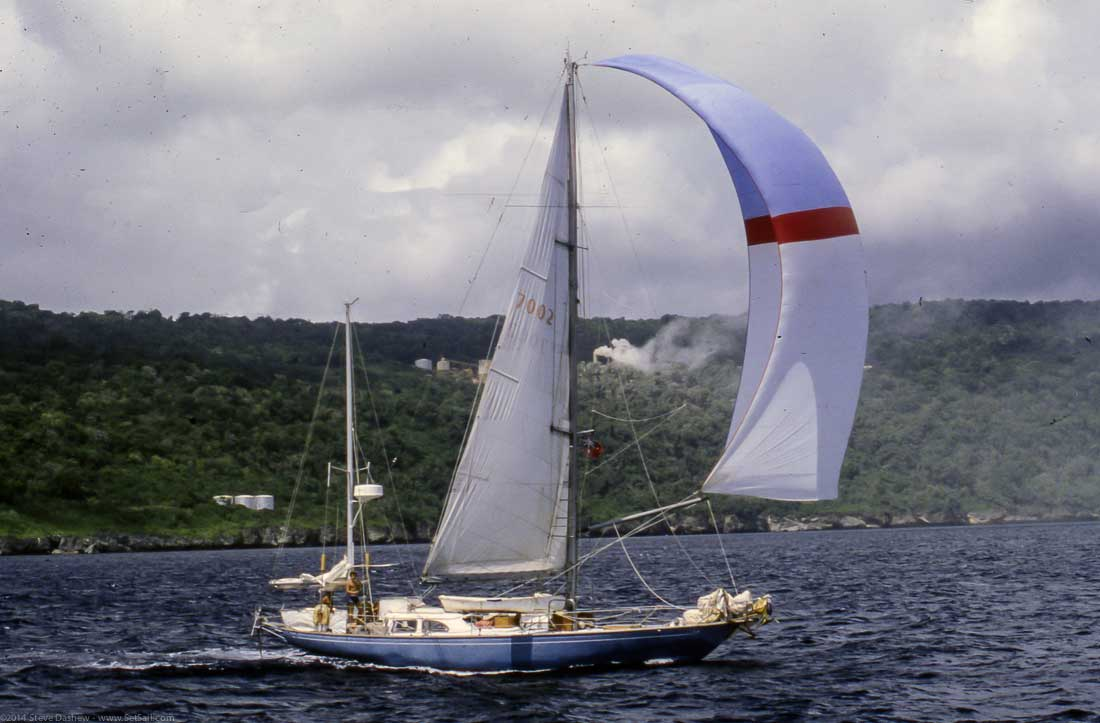 Intermezzo Leaving Xmas Island100