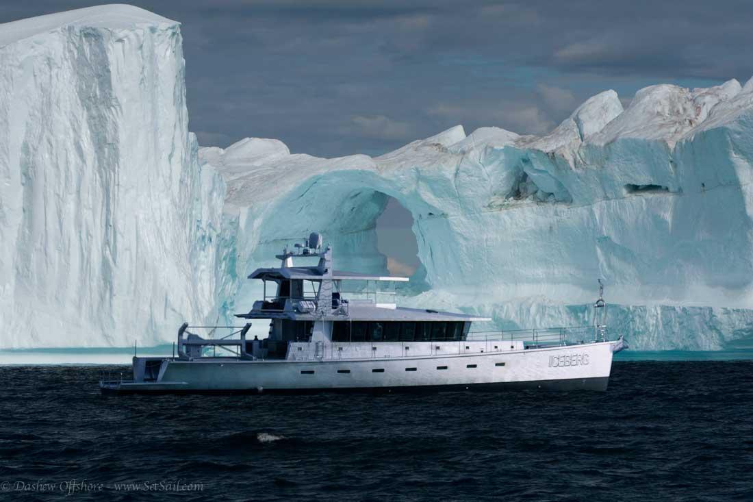 FPB 971 Disco Bay Greenland200